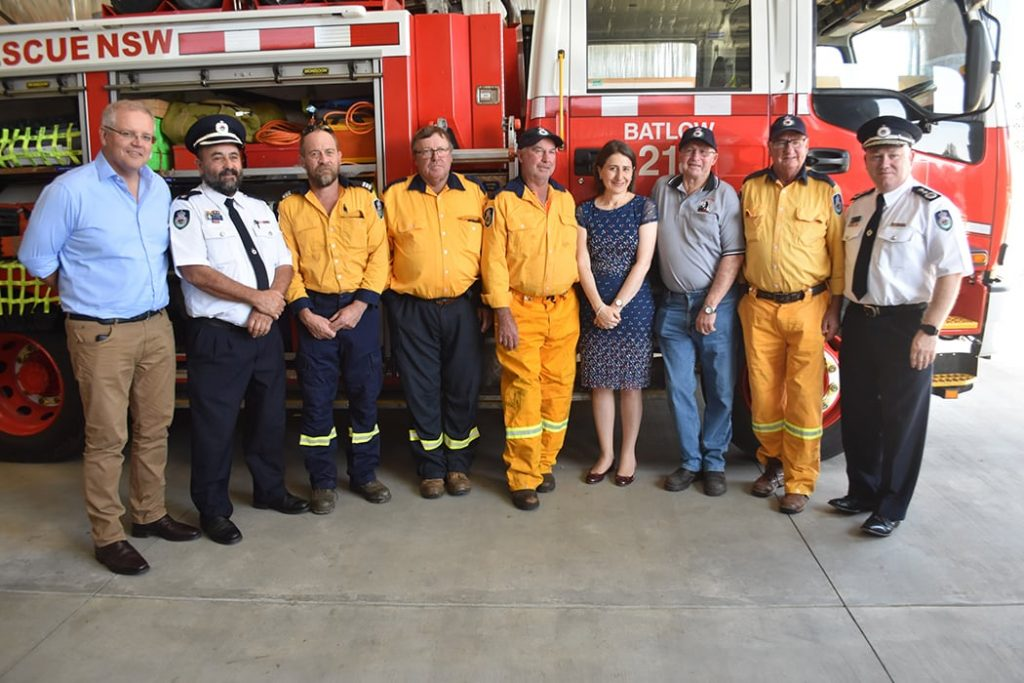 Tumut and Adelong Times: RFS Commissioner the people's pick