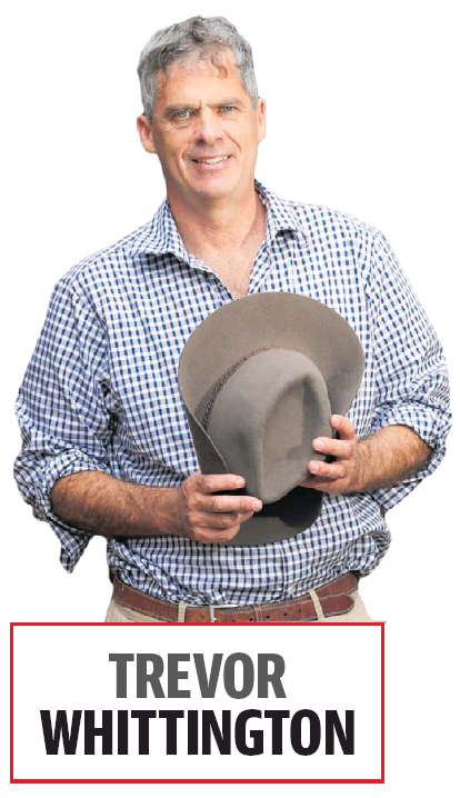 WA Farmers' CEO Trevor Whittington. Photo: The Countryman