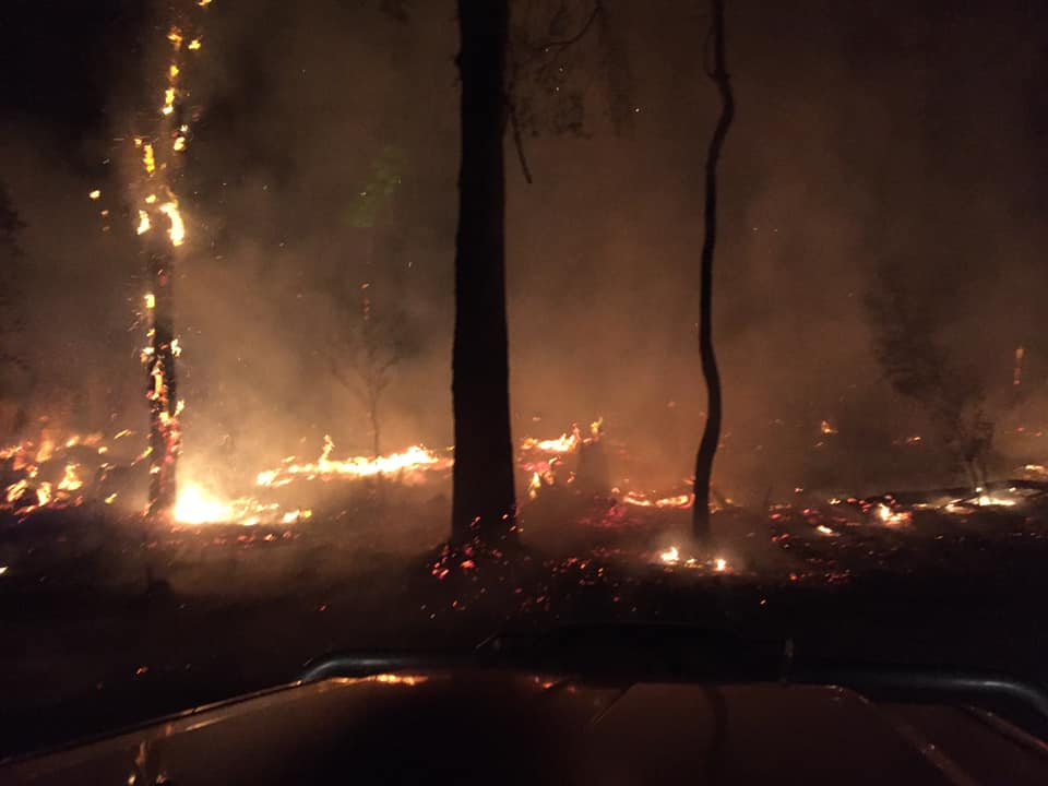 Dwellingup Volunteer Bush Fire Brigade's Friday night – protecting our community