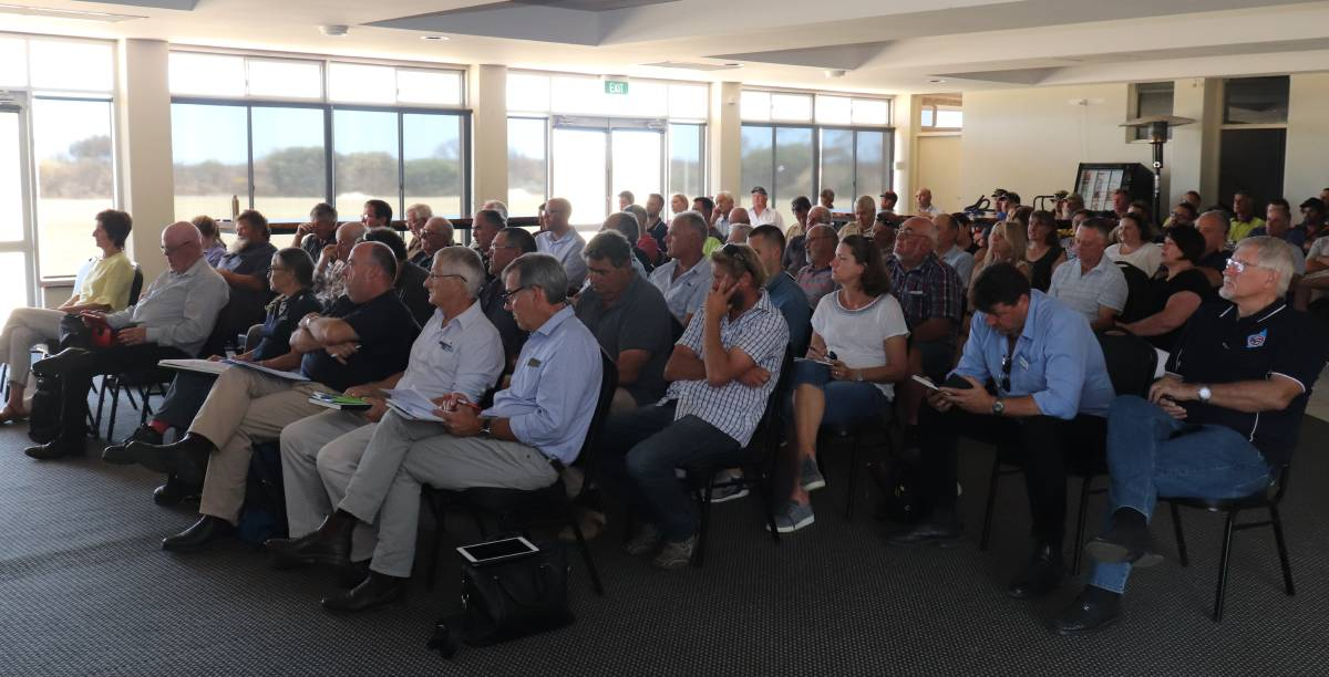 Concerned farmers attended a meeting at Newdegate last week, where they have asked for the State government to deliver better solutions to fire mitigation and water supply.