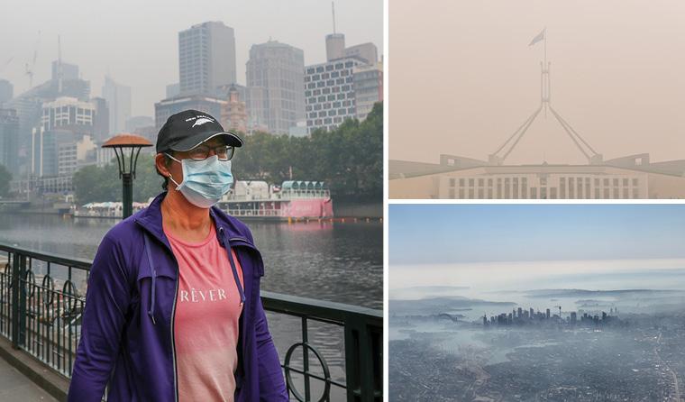 RACGP: Calls for national action on bushfire smoke health impact