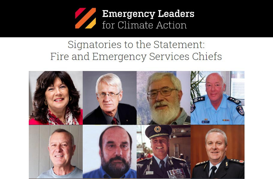 Mirage News: Emergency chiefs take national bushfire and climate change summit online due to COVID-19