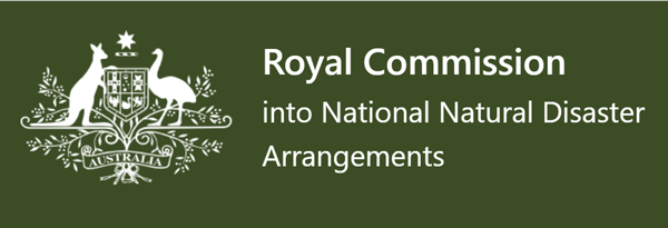 Bushfire Volunteer's written submission to the 2020 National Royal Commission