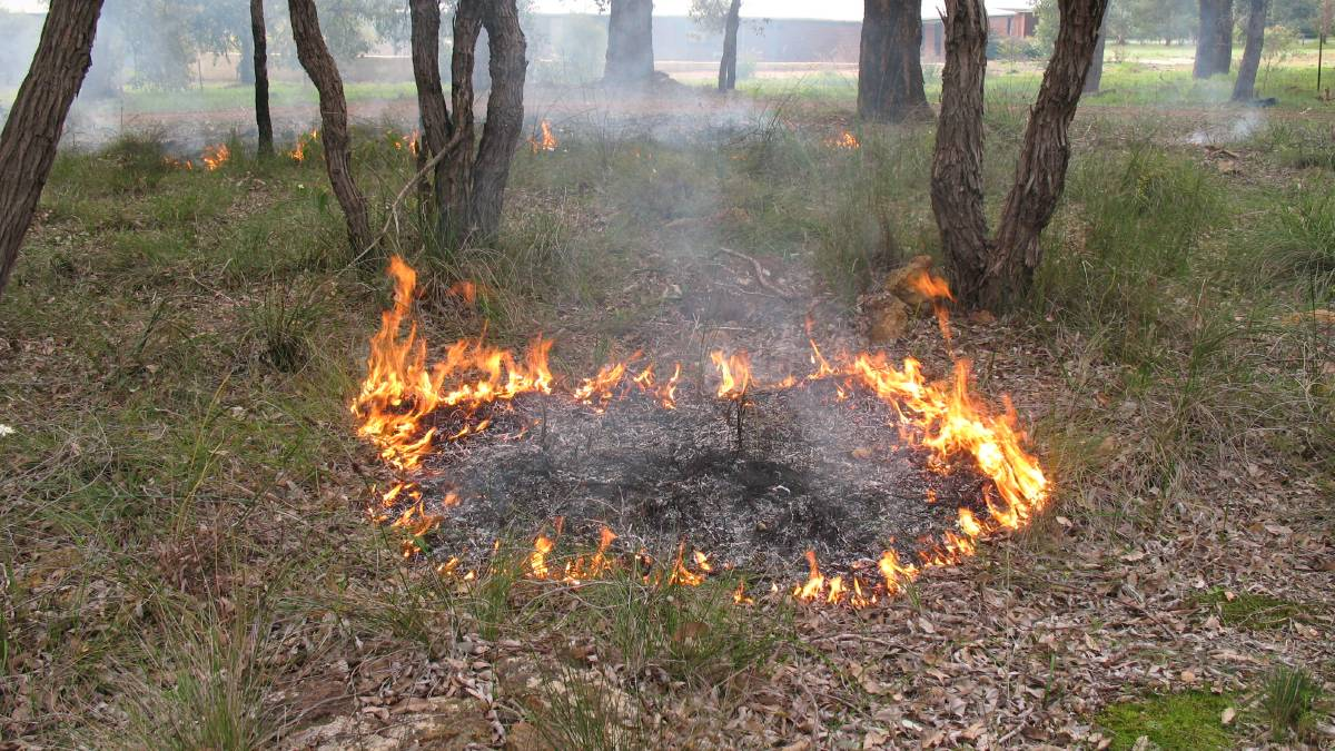 Three quarters of all escaped burns in Western Australia over the past three years started on private properties. DFES launched a 'Burn SMART' initiative earlier this week to help reduce the frequency of these escaped fires.