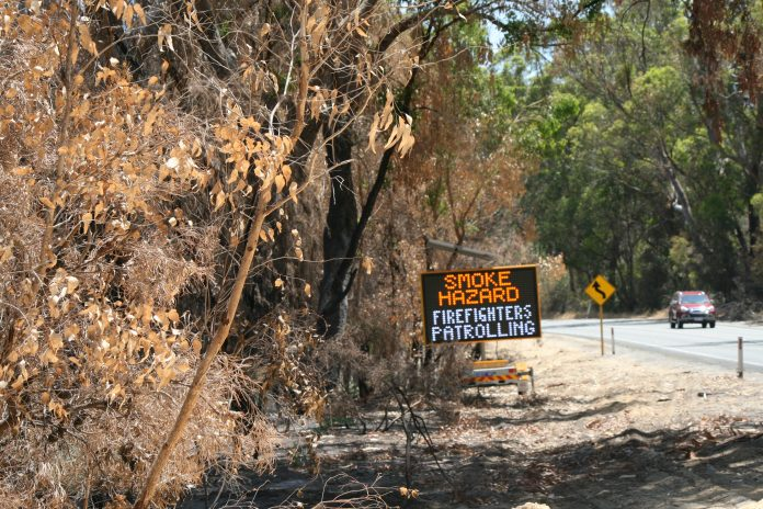 Yanchep News Online: Embers from much earlier fire sparked big Yanchep bushfire