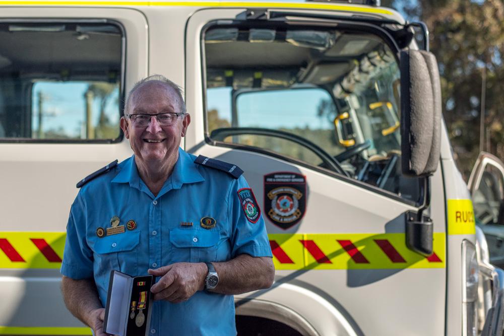 Volunteer Spotlight: David Hughes, Darlington VBFB