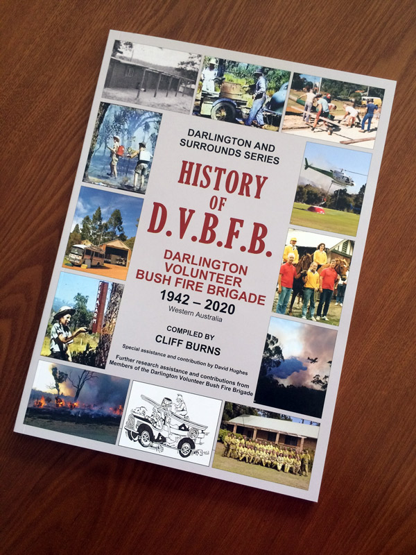 Making History: Darlington Volunteer Bush Fire Brigade
