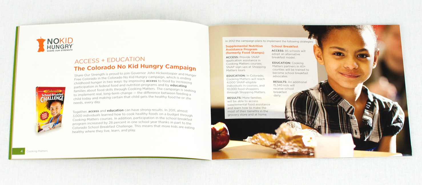 No Kid Hungry Annual Report