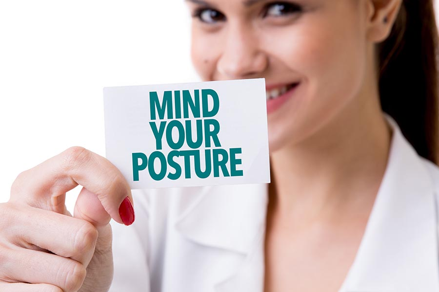 Why Good Posture Matters - Posture Pros Posture Screen