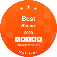 kayak-best-resort-badge