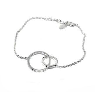 Plain Silver Bracelets