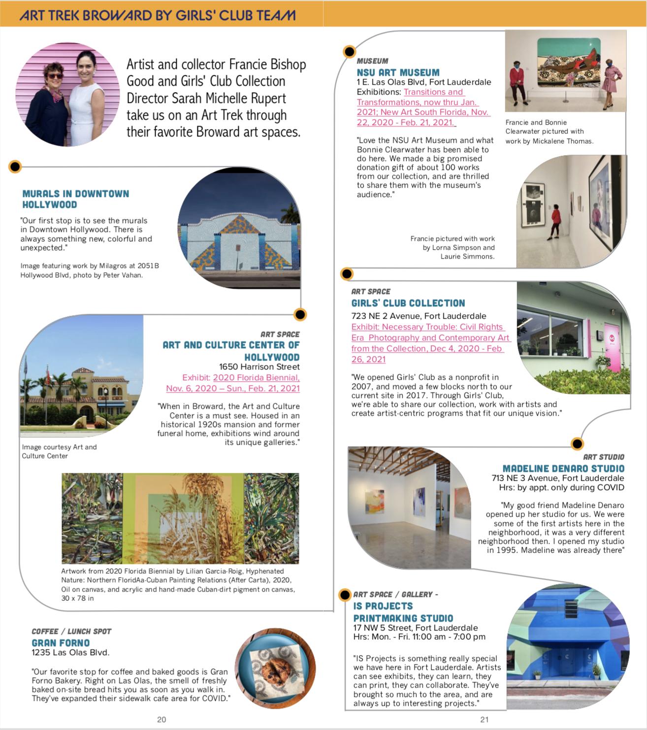 Art Circuits page20-21, 2020 Digital Art Guide
