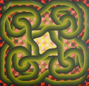Peter Barrett, Gate, 2003