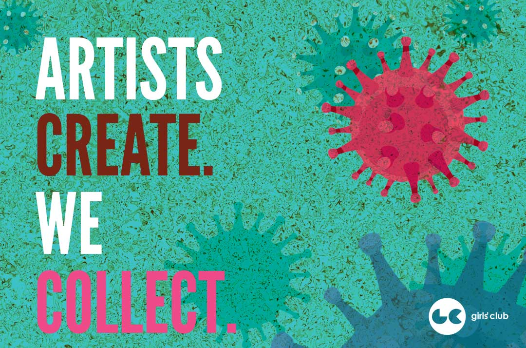 Artists Create. We Collect.