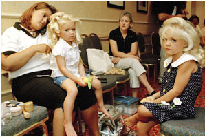 Colby Katz, Pageant Waiting Room, GA, 2004