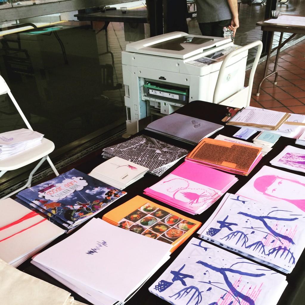 Portable Editions LAB: Risograph printing