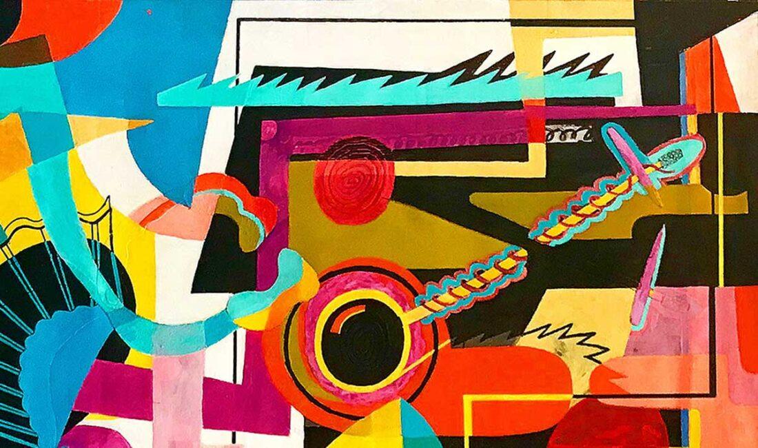 detail of artwork by Karen Snouffer