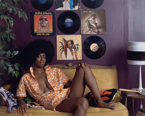 Mickalene Thomas, Remember Me
