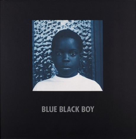 Carrie Mae Weems, Blue Black Boy, 1989/1990