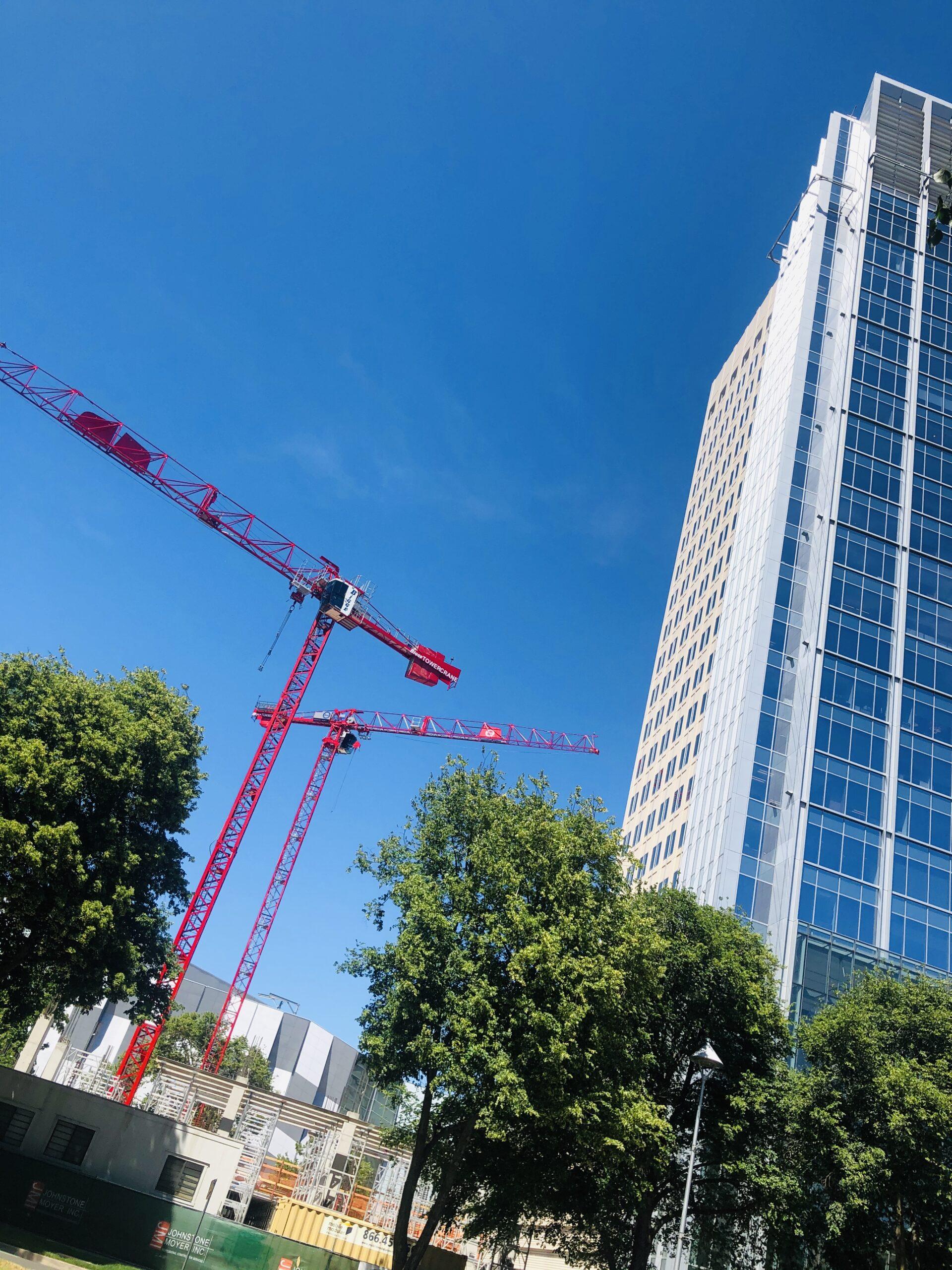 Shorenstein Development Condominium Development on Capitol Mall