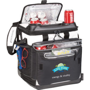 Customizable Rolling Cooler