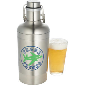 Stainless Steel Vacuum Growler