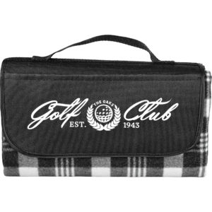 Personalized Logo Picnic Blanket