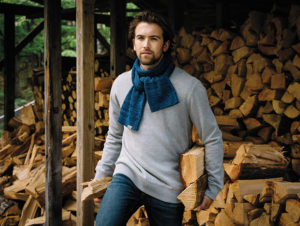 Roots Wallace Knit Scarf