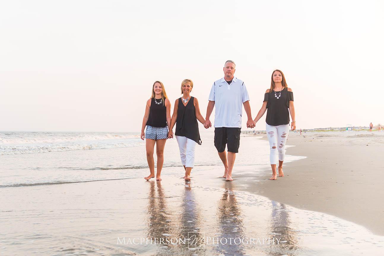 Family Portrait Photographers in Bethany Beach