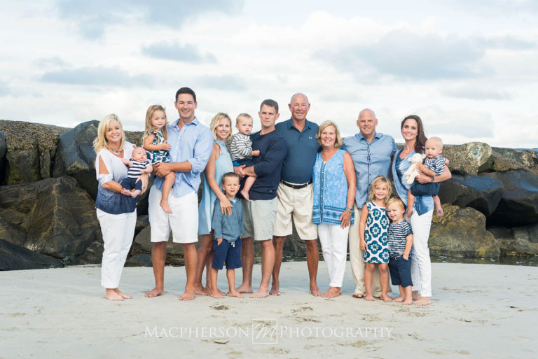 Family Portraits in Avalon NJ
