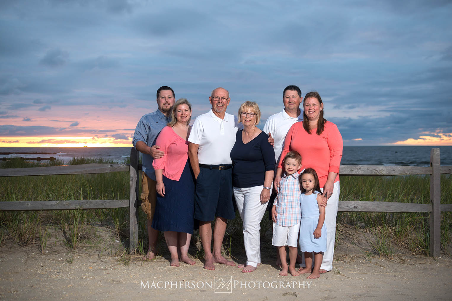 The Best Family Beach Photographers in Stone Harbor New Jersey