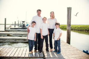 Family Portraits in Sea Isle City New Jersey