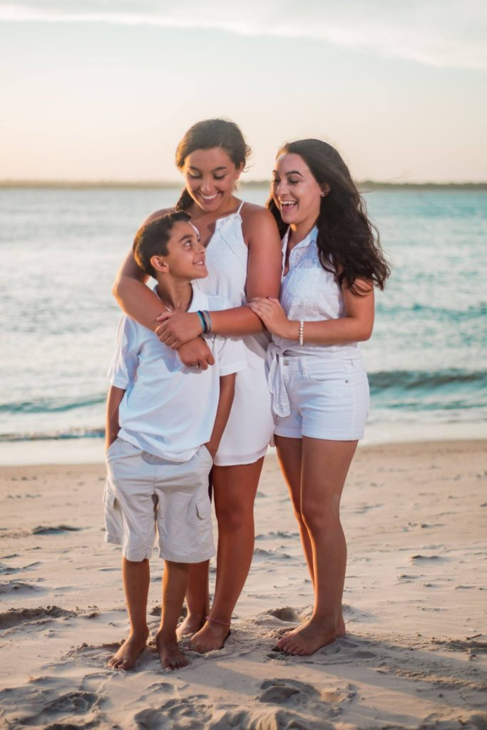 Family Portrait photography in Dewey Beach Delaware