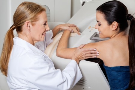 mamogram diagnostic test