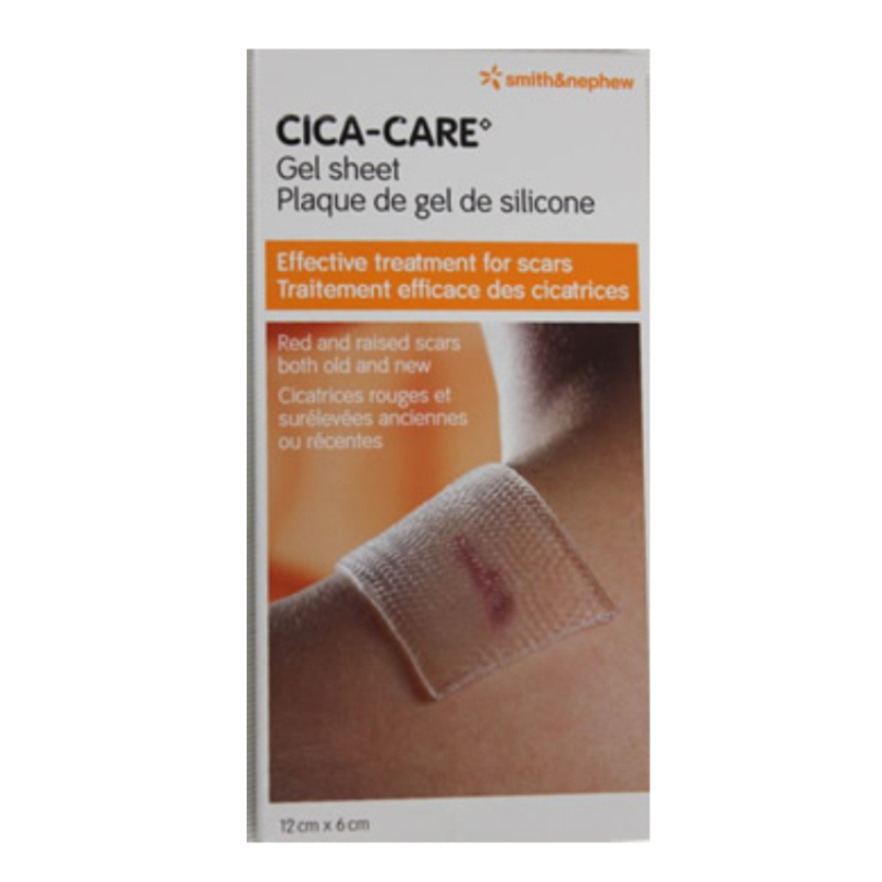 silicone scar patch