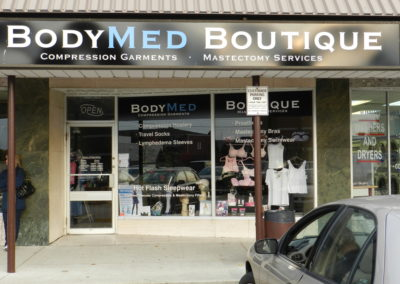 BodyMed compression garments and mastectomy services