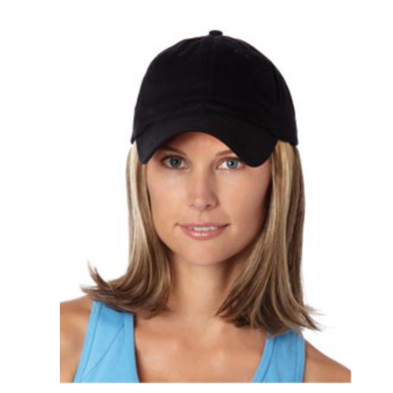 hat hair accent