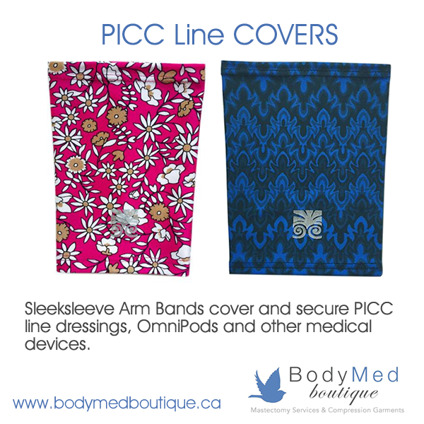 New Colours of Picc Line Covers
