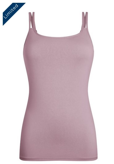 valetta tank top with pocketed shelf bra