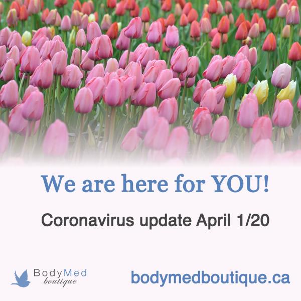 Coronavirus update april 1