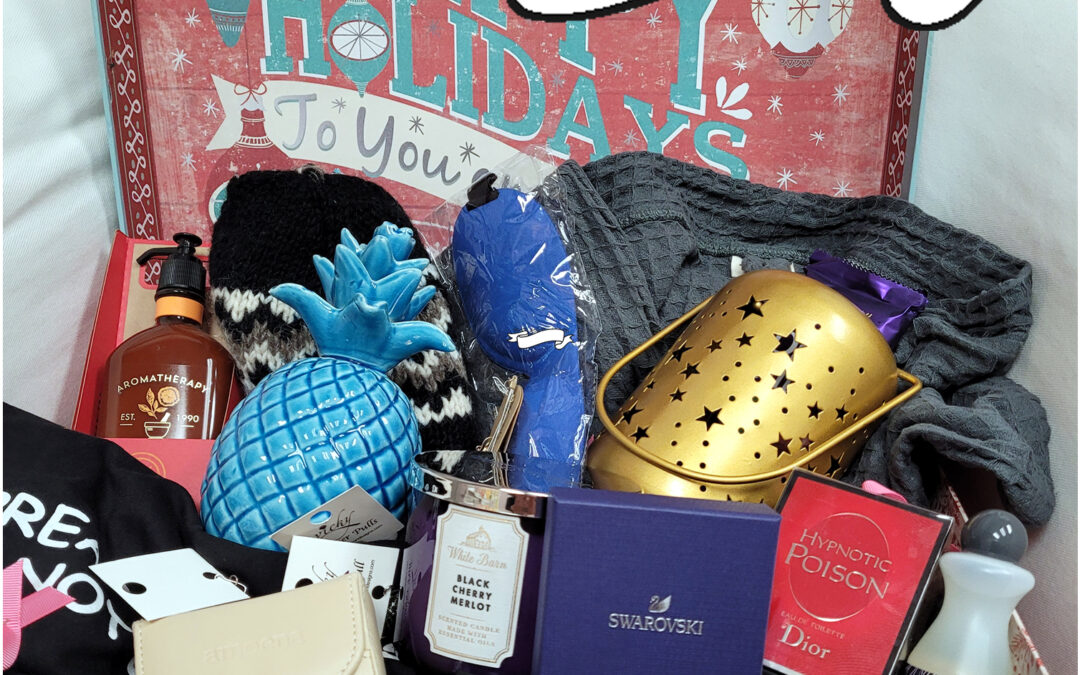 Win A Holiday Gift Box
