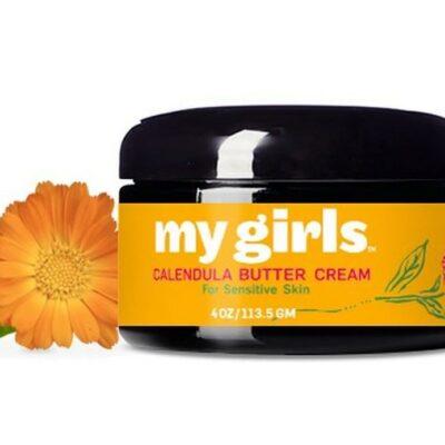 my girls calendula butter