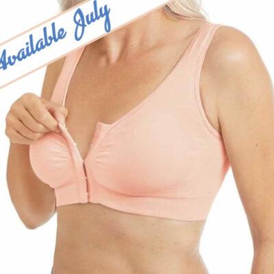wire free mastectomy bra