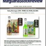 Marijuana Stock Review, Tinley Beverage