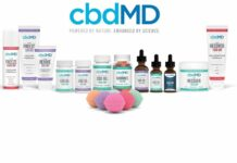 Marijuana Stock Review, cbdMD