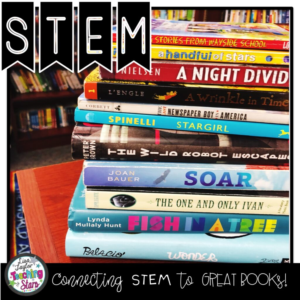 STEM books