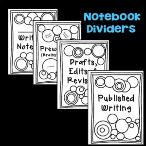 Writer's Notebooks in Upper Grades