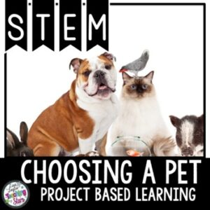 Project Based Learning  Choosing a Pet