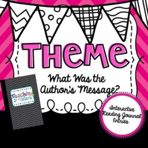 Theme: Interactive Reading Journal Entries