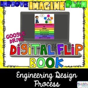 STEM Engineering Design Process Journal